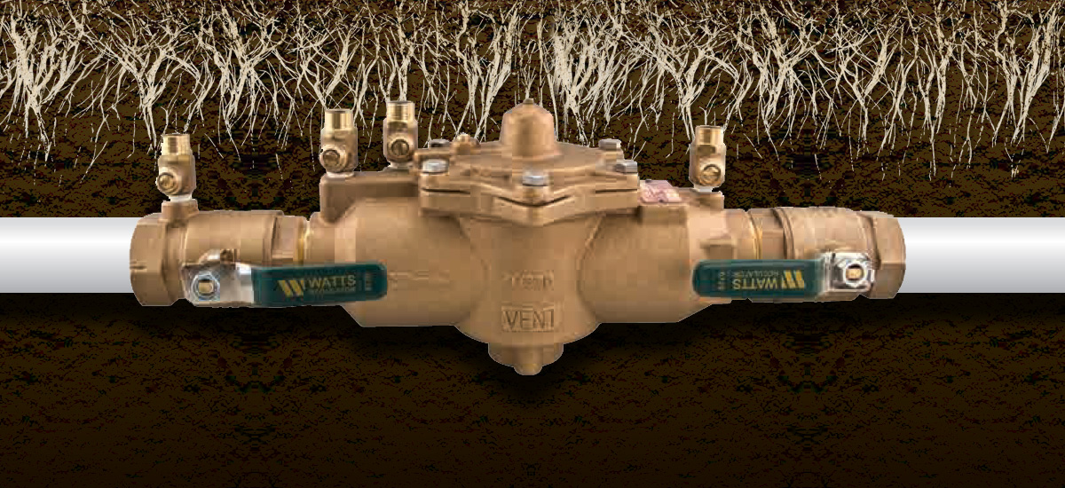 backflow water protection